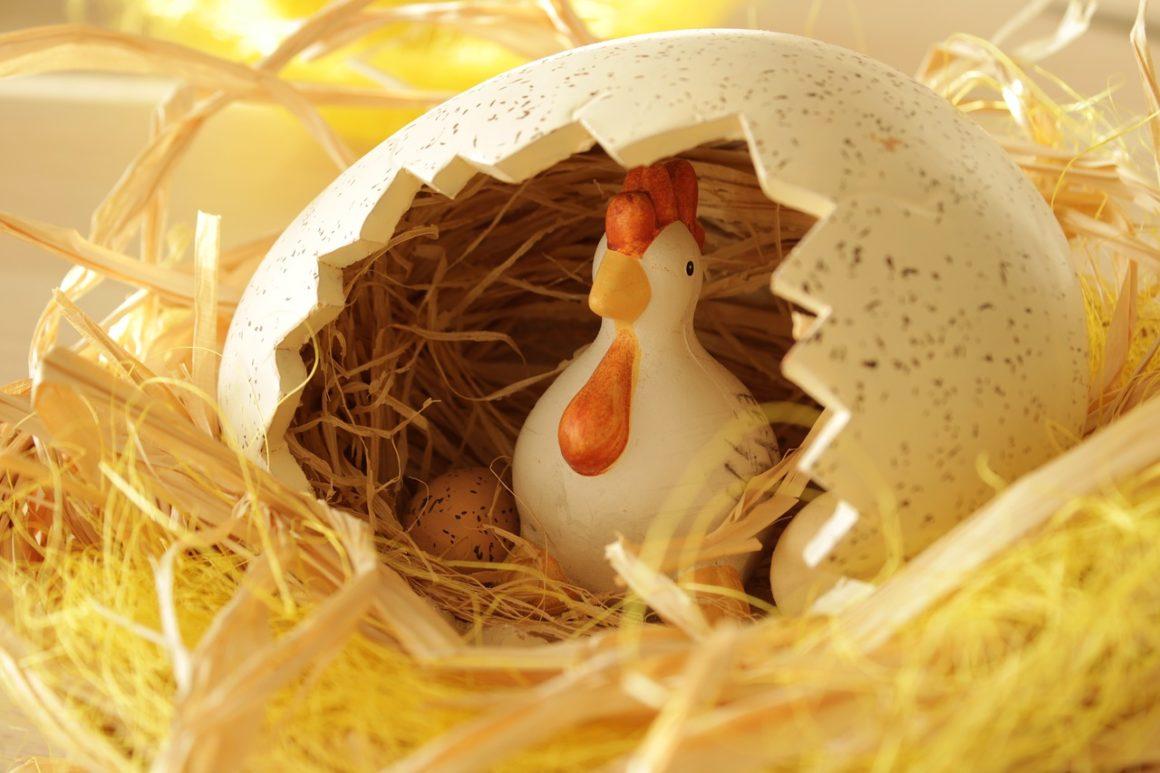 3.Apr'20|Der Osterhase tut Gutes!